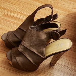 Women's heels.